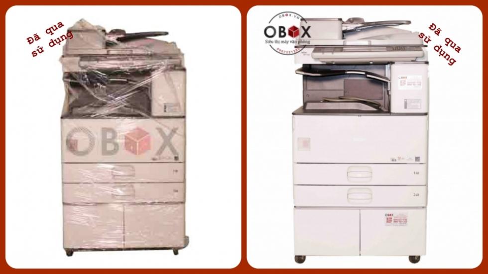 Phân biệt máy photocopy cũ và mới